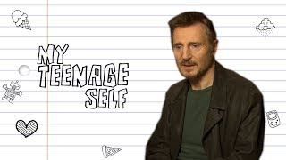 Liam Neeson on his school days (My Teenage Self)