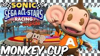 Sonic & Sega All Stars Racing with Banjo Kazooie - Monkey Cup (Xbox 360)