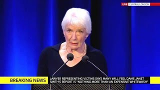 Dame Janet Smith Delivers Savile Report Findings