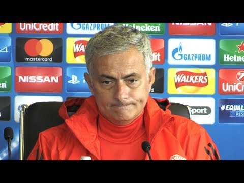 Jose Mourinho Full Pre-Match Press Conference - Manchester United v Basel - Champions League