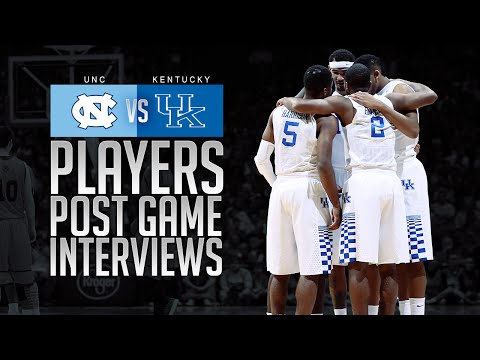 Kentucky Wildcats TV: Cauley-Stein, Ulis, Booker - North Carolina Post