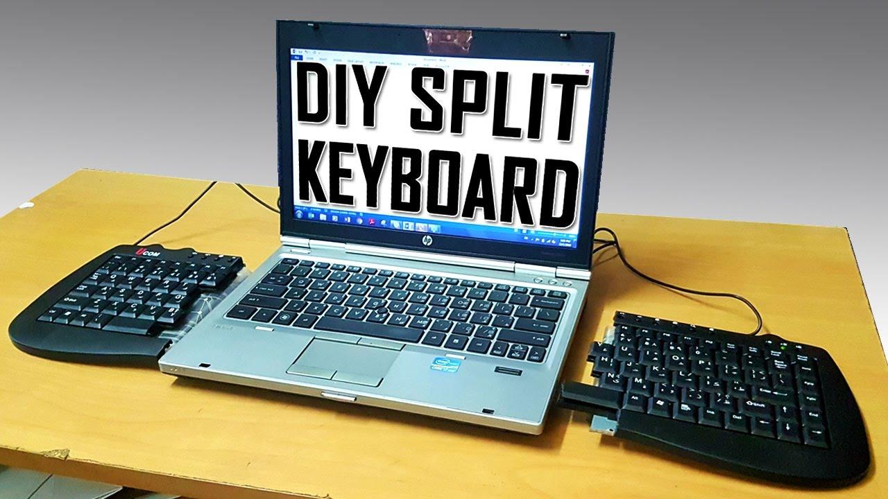 DIY Split keyboard