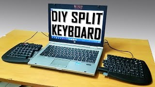 DIY Split keyboard