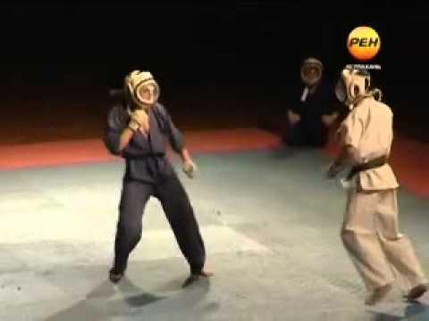 Фестиваль боевых искусств 2009 г. Часть 3