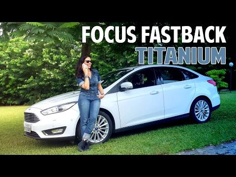 Teste | Ford Focus Fastback Titanium 2016