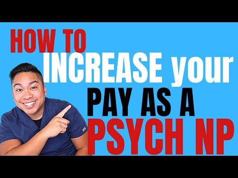 Get PAID More Than A DOCTOR As A Psychiatric Nurse Practitioner