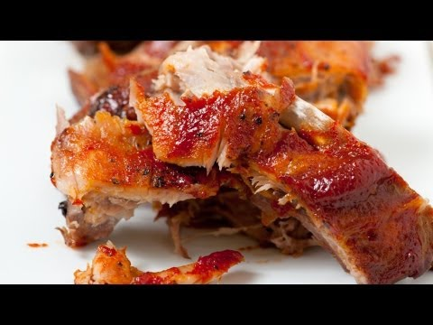 Fall-Off-The-Bone Oven Baked Ribs Recipe - How To Bake Ribs In The Oven