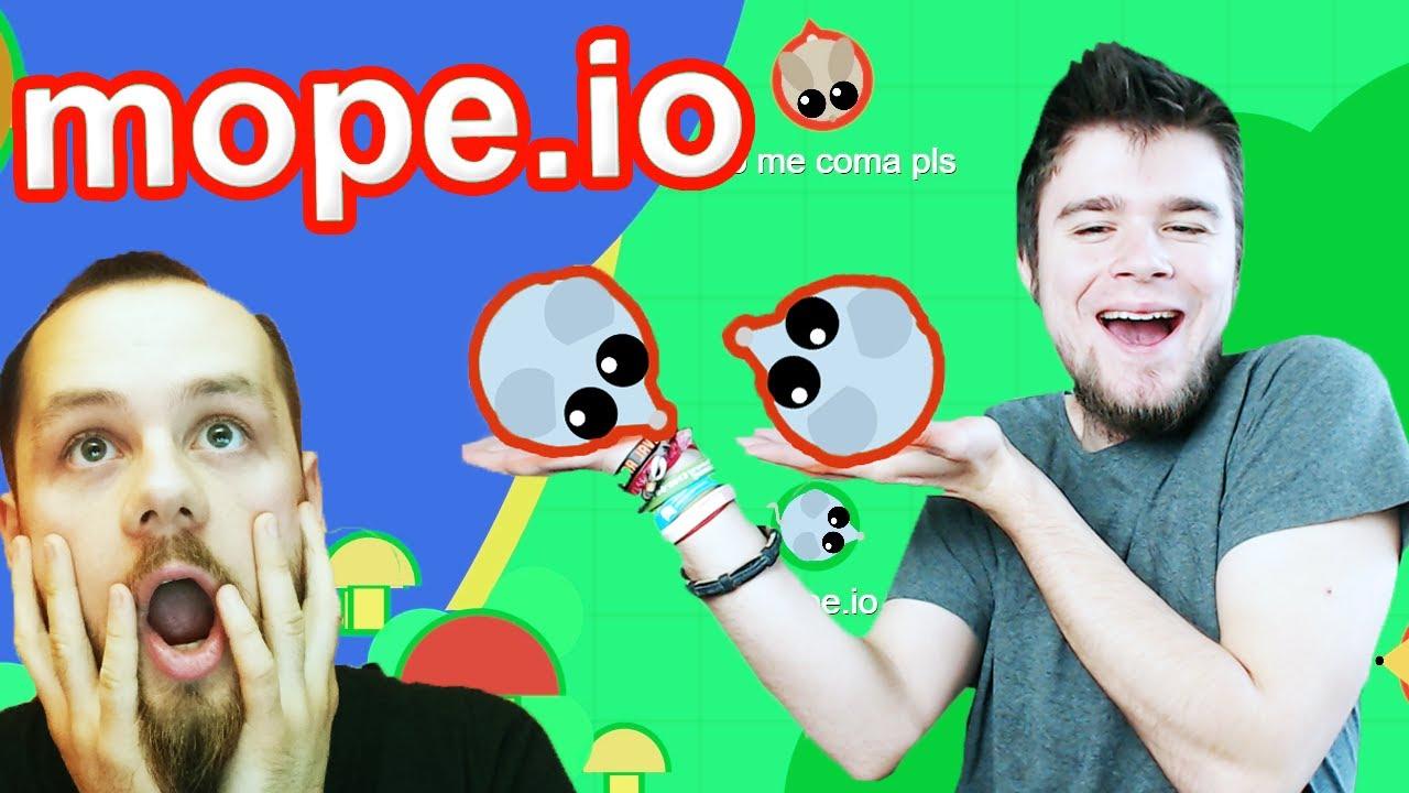 ZOSTAŁEM SZCZUREM!   Mope.io [#1] (With: Admiros) #Bladii