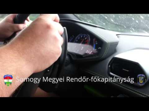 Guy Crashes His Lamborghini Huracan Going 200 MPH