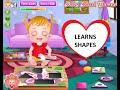Baby Hazel-Learns Shapes. Fun Kids Game HD