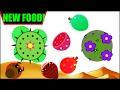 MOPE.IO DESERT FOOD ANIMATION   NEW DESERT FOOD IDEAS   MOPE.IO NEW UPDATE(Mope.io)