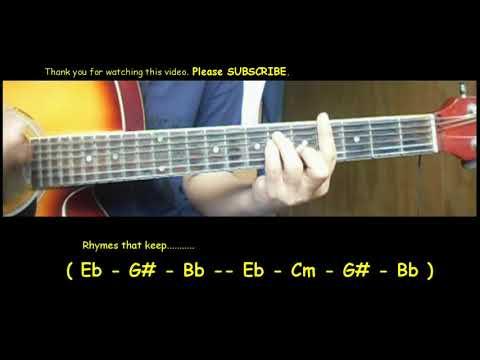 Never Ending Story Guitar chords - Limahl