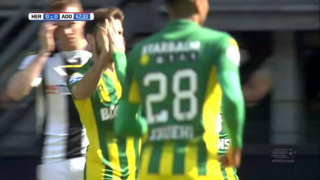 Heracles Almelo - ADO Den Haag 1-1 | 01-05-2016 | Samenvatting