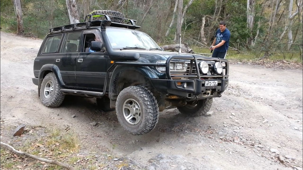 Toyota Land Cruiser 80 Series Almost Youtube