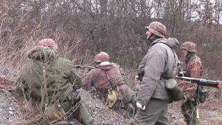 Battle of The Bulge Reenactment 2010 - HD 59:20