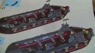 Lepin 16009 Queen Anne's Revenge