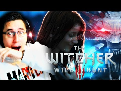 Watching The Witcher 3: Wild Hunt! Trailers, TV Spots, Cinematics & More!