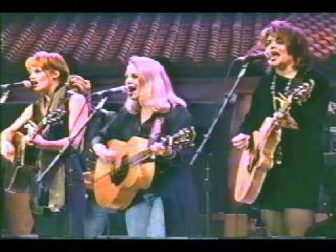 YOU AIN'T GOIN NOWHERE' ROSANNE CASH SHAWN COLVIN MARY CHAPIN (Bob Dylan)
