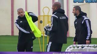 """من """"بي إن سبورت"""".. آخر استعدادات الجزائر لمباراة إثيوبيا + تصريحات بعض اللاعبين"""