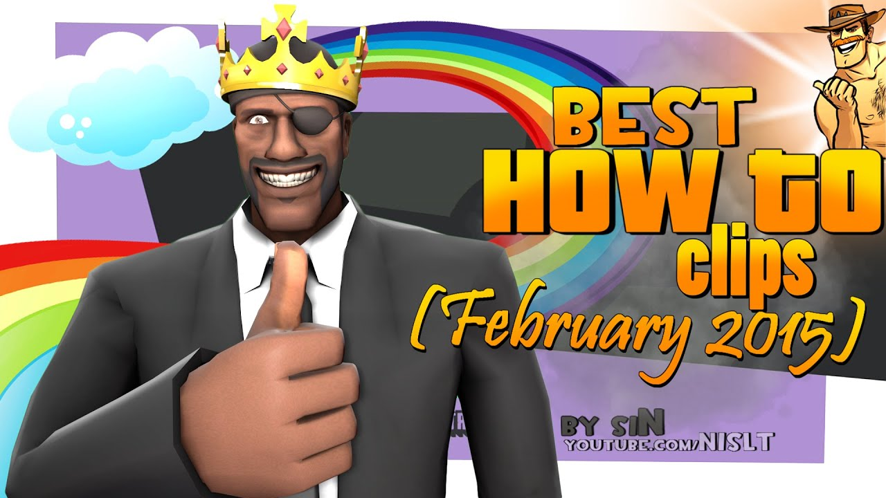 """Download TF2: Best """"How To"""" clips (February 2015 / Compilation)"""