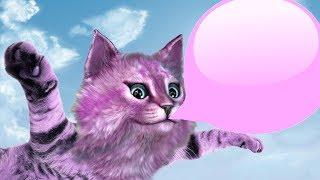НАДУЛА САМУЮ БОЛЬШУЮ ЖВАЧКУ! КРУТЫЕ ПИТОМЦЫ В СИМУЛЯТОРЕ ЖВАЧКИ Bubble Gum Simulator roblox