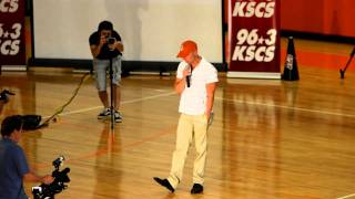 Kenny Chesney Suprises Celina High School 9/25/2010