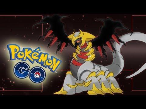 ¿QUE TAN BUENO ES GIRATINA en Pokémon GO? El NUEVO POKÉMON LEGENDARIO de 4 GENERACIÓN! [Keibron] thumbnail