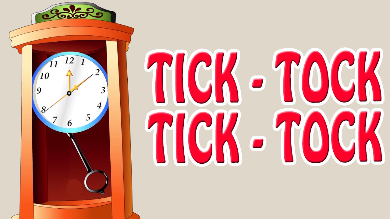 15c02809 Tick Tock Tick Tock Merrily Sings The Clock - YouTube