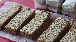 How To Make 2 Ingredient Energy Bars