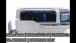 031-8052 559 | Jual Printer ID Card, Printer Kartu, dan Cetak ID Card