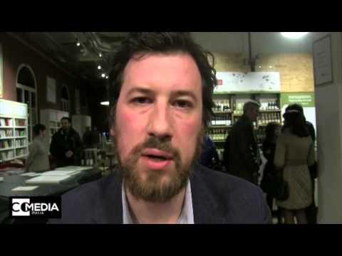 Marco Missiroli in Fondazione Mirafiore - Intervista