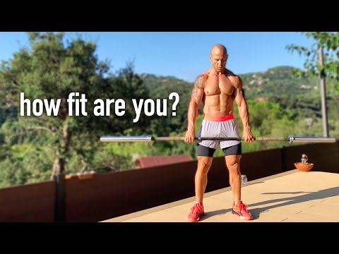 How Fit Are You? - Try This Challenge