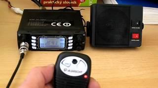 Erstes CB-Funk Semiduplex Relais mit einer Antenne part2.mp4 / www.mader-cbradio.eu