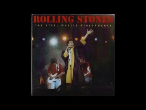 """The Rolling Stones - """"Continental Drift""""+""""Start Me Up"""" [Live] (The Steel Wheels Perf. -tracks 01+02)"""