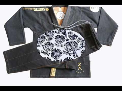 Shoyoroll style custom gi