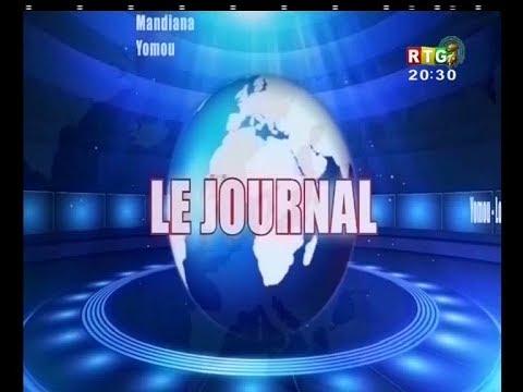 Le JT de la RTG du 14 février 2018