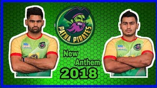 Patna Pirates team song/anthem 2018|| Hindustani Sports||