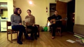 Bèo dạt mây trôi (acoustic cover) - Thư Đào ft. Julia Hollett