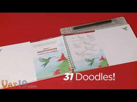 Doodles to Go Travel Drawing Book