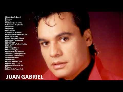 Juan Gabriel Canciones Viejitas Romanticas  - Juan Gabriel Exitos Mix