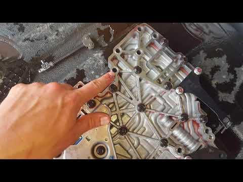 2011 Duramax LML Neutral Safety Switch NSBU Removal YouTube