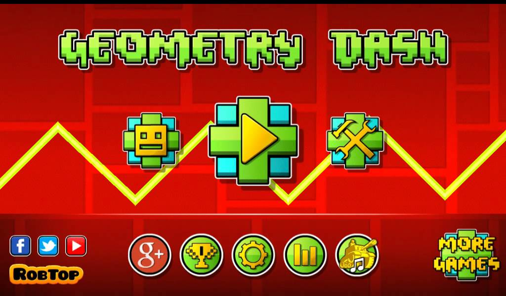 how to get geometry dash on pc