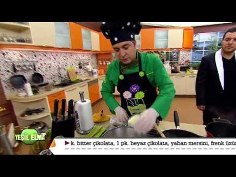 Oktay Usta-Yeşil Elma Anadolu Çorbası Tarifi
