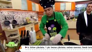 Oktay UstaYeşil Elma Anadolu Çorbası Tarifi