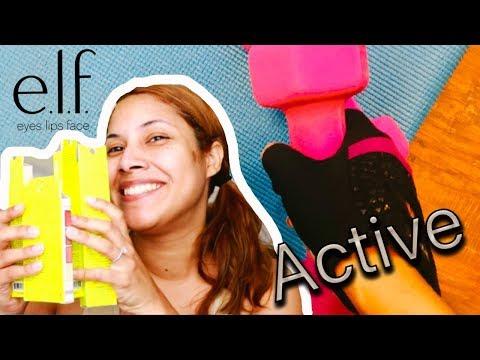 Elf Active | Maquillaje para hacer ejercicios