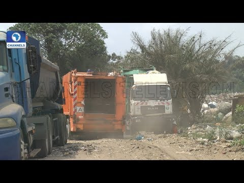 Lagos State In 'Waste War' As Big Story Analyses Situation Pt.3 |Big Story|