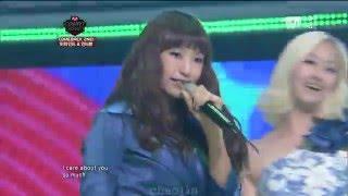 [1080P] 씨스타 - 가식걸 (Shady Girl) (100916)