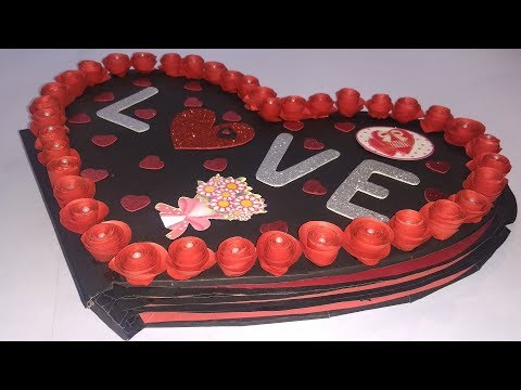 Beautiful Handmade GIFT For Boyfriend | complete tutorial