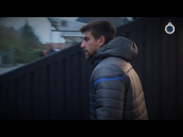 CLUB BRUGGE    VERTREK DORTMUND   2018-2019