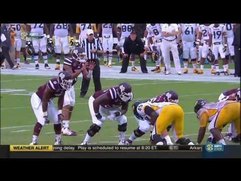 Mississippi State USM Football 2014 Abridged